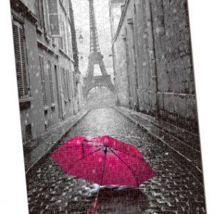 Rompecabezas Ni Hao 1000 Piezas Paraguas en Paris