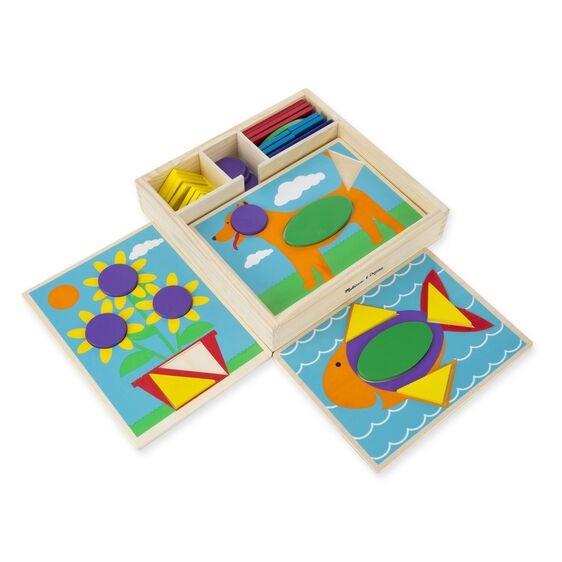 bloques de patrones para principiantes