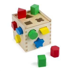 juego de figuras y formas