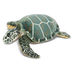 melissa and doug peluche tortuga marina gigante