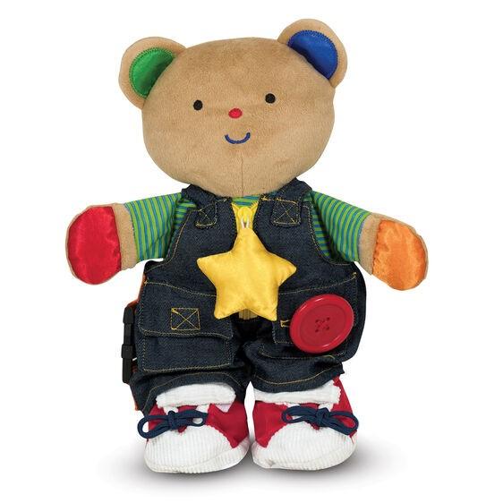 teddy toddler juguete aprendizaje